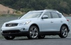 2011 Infiniti EX Preview