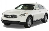 2012 Infiniti FX35 Photos