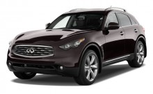 2012 Infiniti FX50 Photos