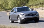 Infiniti Issues Recall On 2011 FX And 2012 M Due To Leaky Oil Filters