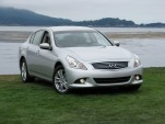 2011 Infiniti G25x Sedan