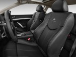2011 Infiniti G37 Coupe 2-door Journey RWD Front Seats