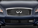 2011 Infiniti M37 4-door Sedan RWD Grille