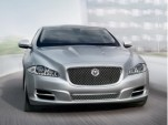 2011 Jaguar XJ Sentinel armored car