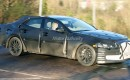 2011 Jaguar XJ spy shots