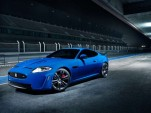 Jaguar XKR-S Front View