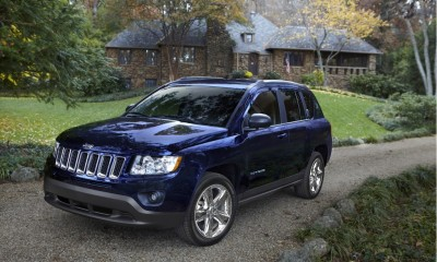 2011 Jeep Compass Photos