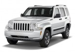 2011 Jeep Liberty RWD 4-door Sport Angular Front Exterior View