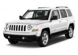 2011 Jeep Patriot FWD 4-door Latitude Angular Front Exterior View