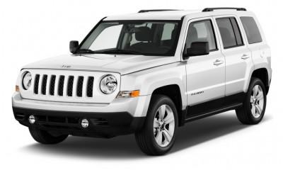 2012 Jeep Patriot Photos