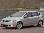 2011 Kia Forte: Five Doors, Six Gears, 37 MPG