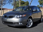 2011 Kia Forte 5-Door SX
