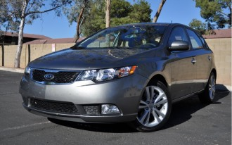 2011 Kia Forte 5-Door SX: First Drive