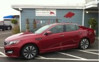 Kia Schools Us in Smart Style with 2011 Optima Interior