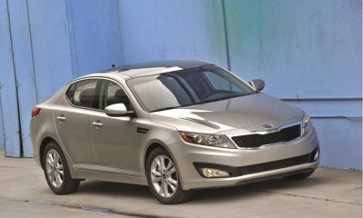 2011 Kia Optima Photos