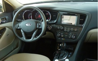 2011 Kia Optima: UVO Allows Hands-Free Calling, Audio Features