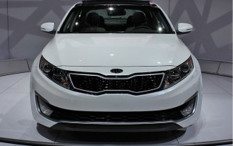 Ultra-Luxury Kia Sedan on the Way