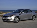 2011 Kia Optima.  2011 Anne Proffit