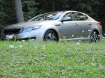 2011 Kia Optima Hybrid, road test, Aug 2011