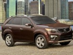 2012 Kia Sorento On Sale, Gets Direct Injection
