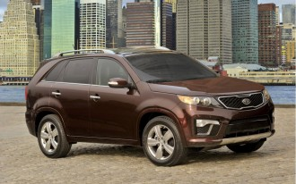 SX Appeal: 2011 Kia Sorento SX Review