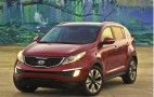 New Kia Sportage SX: Stylish and Hot