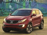 2011 Kia Sportage SX