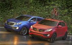 "2010 SEMA Preview: Kia ""Work"" And ""Play"" 2011 Sportage Duo"