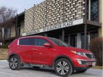 2011 Kia Sportage EX Review:  A Sport Beaut?