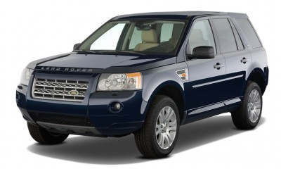 2011 Land Rover LR2 Photos