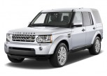 2011 Land Rover LR4 4WD 4-door V8 Angular Front Exterior View