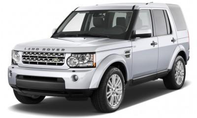 2012 Land Rover LR4 Photos