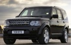 Land Rover Launches Bullet-Proof LR4 Armored