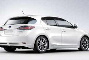 2011 Lexus CT 200h Hybrid Hatch 'Darker Side' Video Launches