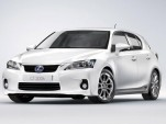 Lexus CT 200h Compact Hybrid Hatch: U.S. Sales In Early 2011
