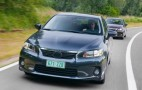 Lexus CT 200h May Spawn Plug-In Hybrid Version