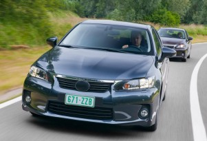 2011 Lexus CT 200h: How Many Modes Does It Take To Drive A Hybrid?