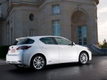Lexus CT 200h: The Japanese Got Rhythm