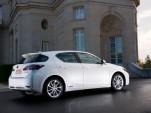 Lexus CT 200h: The Japanese Got Rhythm