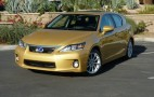 2011 Lexus CT 200h: First Drive