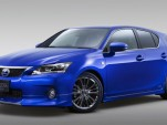 Lexus Plans Performance CT 300h Hybrid For Sports Minded Consumers
