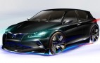 2011 Chicago Auto Show Preview: Lexus Project CT By Five Axis