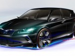 2011 Lexus Project CT Concept by Five Axis