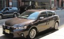 2011 Lexus CT 200h compact hybrid hatchback, road test, June 2011