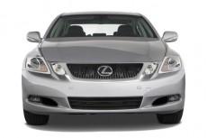 2011 Lexus GS 460 4-door Sedan Front Exterior View