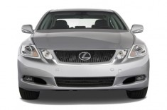 2011 Lexus GS 460 4-door Sedan Front Exterior View