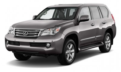 2012 Lexus GX 460 Photos