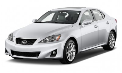 2012 Lexus IS 350 Photos