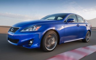 Toyota Recalls 2006-2011 Lexus Models To Fix Potential Fire Hazard; 422,509 Vehicles Affected
