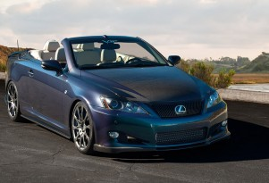 2011 Lexus IS 350C by VIP Auto Salon